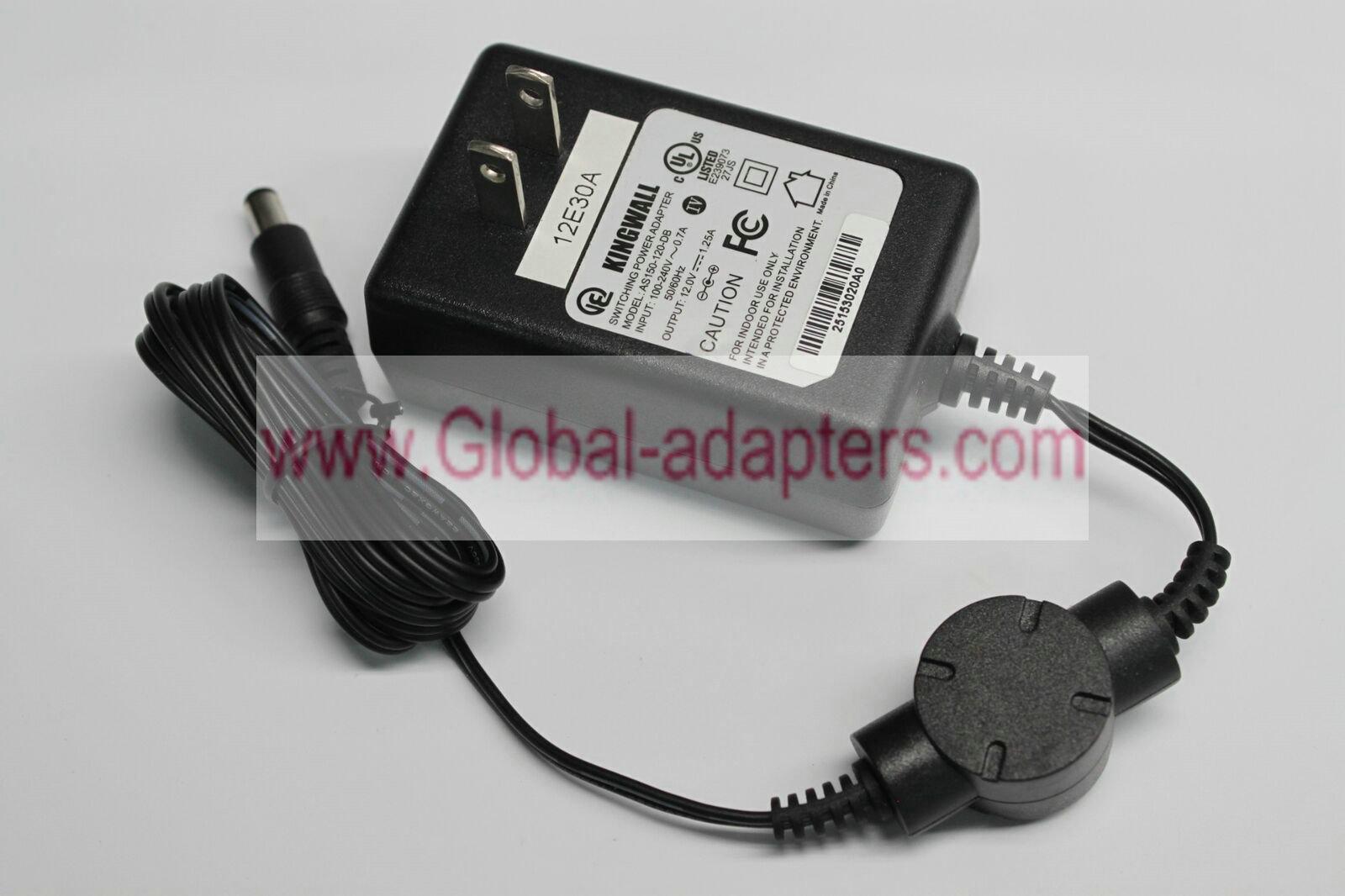 NEW 12V 3A Motorola / LEI AT&T U-Verse Modem Gateway NU30-41120 Ac